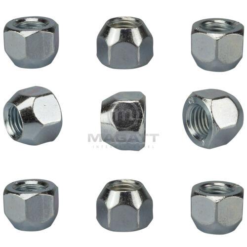 24 tuercas de rueda de acero llantas Dodge Viper str10 //// hummer h3 todos los tipos
