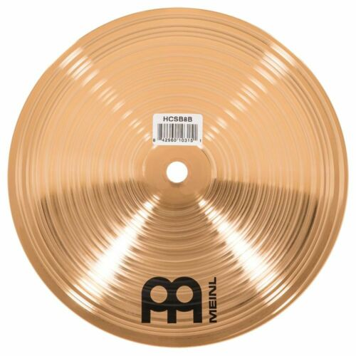 Meinl HCS Bronze Bell Cymbal 8