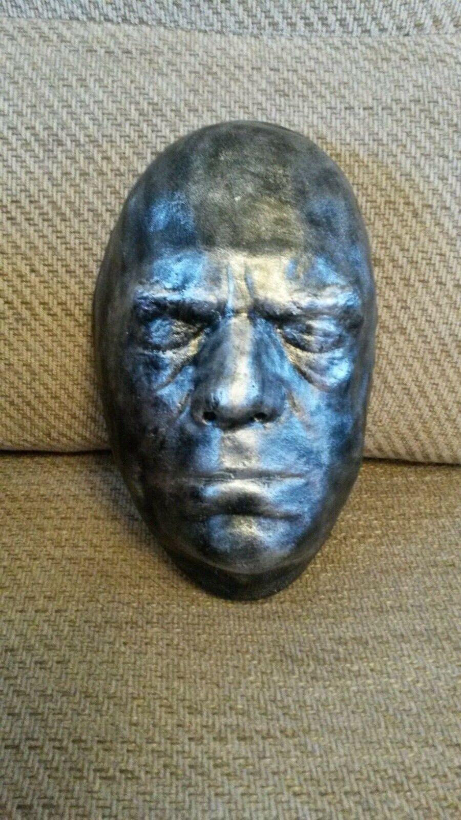 1 1 Life Mask size Boris Karloff Universal Horror Frankenstein death hammer