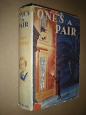 One's A Pair. Joan Herbert. 1939. 1st Ed. Hb In Dj.