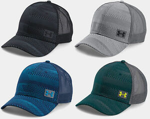Under Armour Men s UA Blitz Trucker Mesh Back Hat Snapback Cap Many ... cb0518296fa