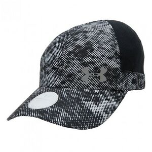 718ed02cfd7 Under Armour WOMEN S Fly Fast Cap One Size Black BRAND NEW ...