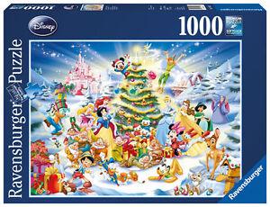 Ravensburger Puzzle Disneys Noël étoiles Comique Dessin Animé Conte