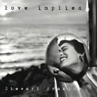 Love Implied by Stewart Francke (Vinyl, Mar-2013, Blue Boundary)