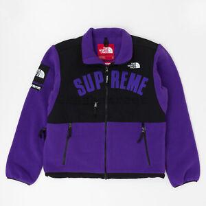 7da220c4 Supreme SS19 The North Face Arc Logo Denali Fleece Jacket box camp ...