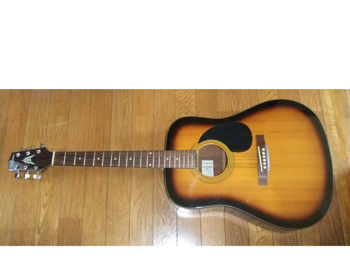 Takamine T-1 BS Acoustic guitar exquisite beauty goods useful EMS F S