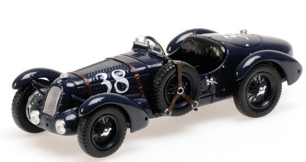 Valley Offered Lago T 26 Ss No.38 Grand Prix 1936