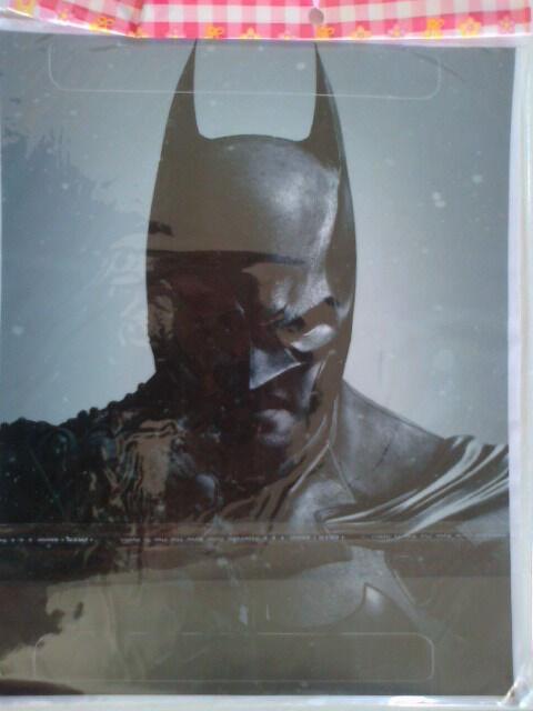 Xbox360 Batman Skin