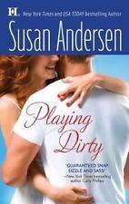 Playing Dirty (Hqn) Andersen, Susan Mass Market Paperback