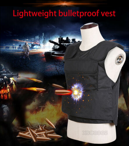 New PE bulletproof vest/stab-proof jacket/class 3A