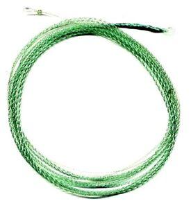 Wonderfurl-LoVis-Green-Precision-Tapered-Monofilament-Furled-Fly-Fishing-Leader