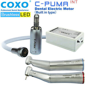 COXO-C-PUMA-INT-Dental-LED-Electric-Mini-Micro-Motor-Brushless-Built-in-NSK