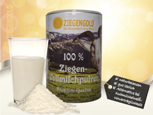 400g, Folgemilch, Kleinkindnahrung, Ziegenmilch, Ziegenmilchpulver, Premium