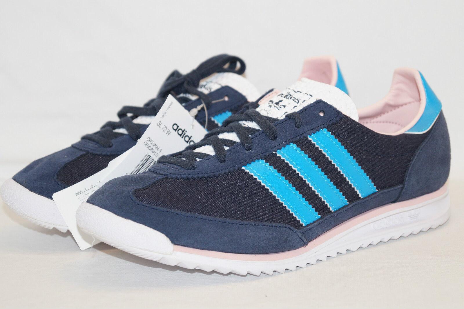 Adidas originals SL72W Damen Sneakers Q23244 dunkelblau schwarz Gr.36 UK3,5 Q23244 Sneakers 82d538