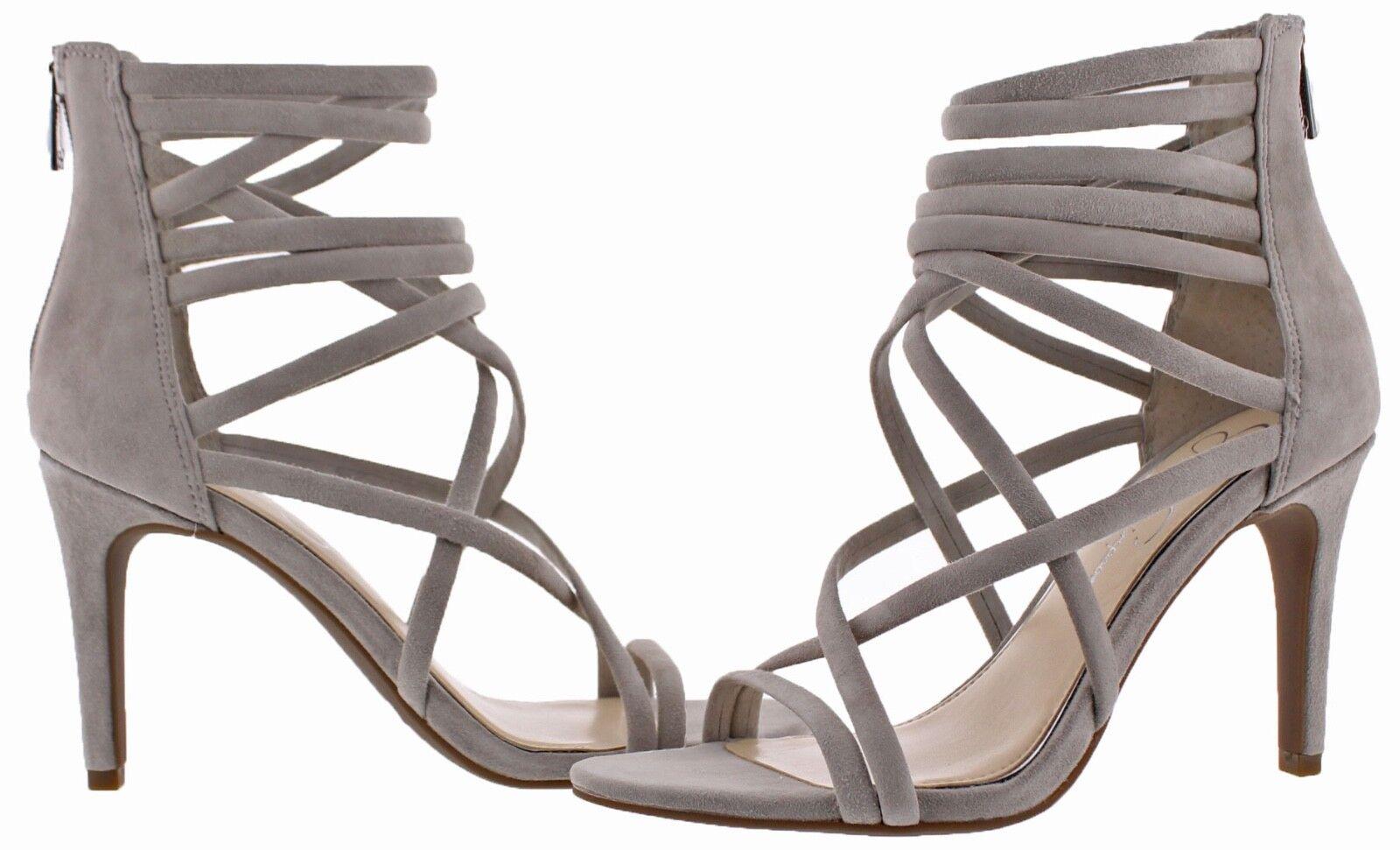 JESSICA SIMPSON Harmoni Sandal Heels Taupe Dimensione US8.5 EU39