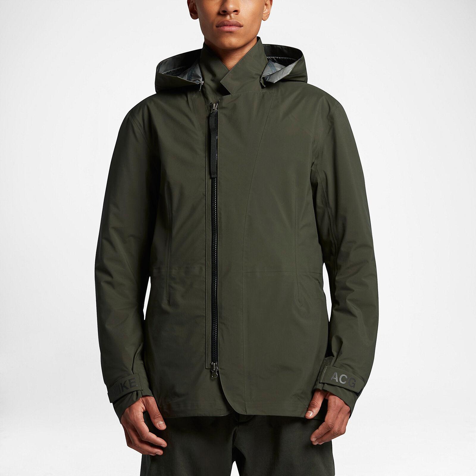 Nike NikeLab ACG System Blazer 3   1 Men Jacket 2xl Cargo Khaki ... b919efe4d