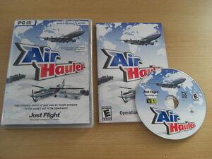 AIR-HAULER-Pc-Cd-Rom-Add-On-Flight-Simulator-Sim-2004-amp-X-FS2004-FSX-FS-X