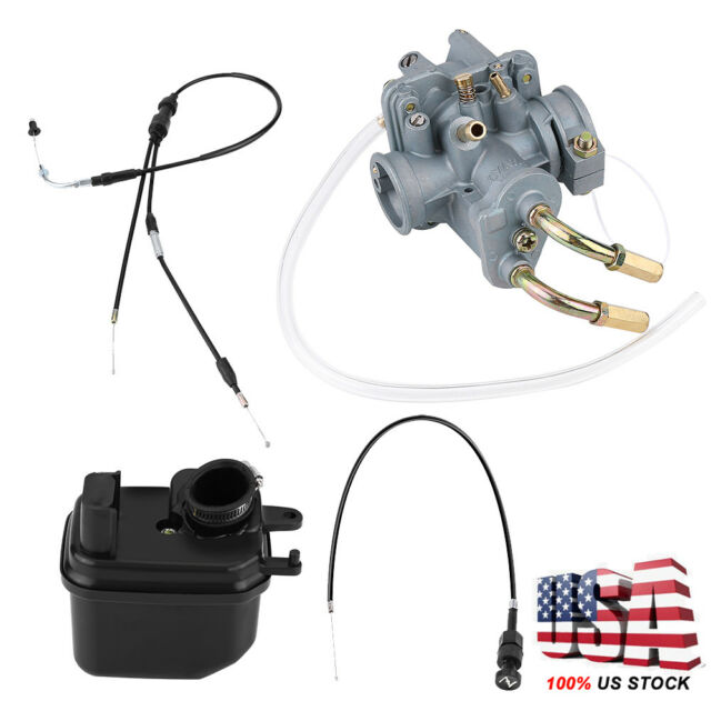 Carburetor for Yamaha Pw50 PW 50 Y- Zinger Tri-carb Air Filter Throttle  Choke