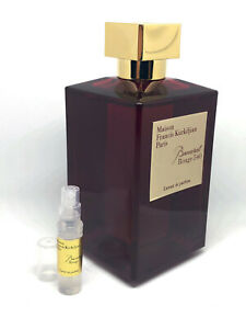 BACCARAT-ROUGE-540-EXTRAIT-Maison-Francis-Kurkdjian-2ml-sample-100-GENUINE