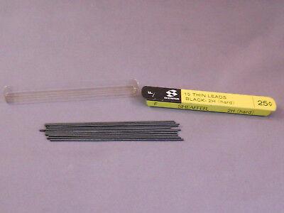 Sheaffer Long Thin Lead HB--0.9mm