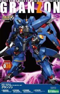 Kotobukiya-Super-Robot-Guerras-Og-SRG-S-038-Granzon-Plastico-Modelo-Kit-Japon