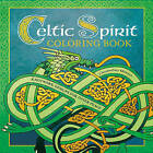 Celtic Spirit Coloring Book: Knotwork Designs for Inner Peace by Cleopatra Motzel (Paperback, 2016)