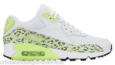 Womens Nike Air Max 90 Premium UK6, EU40 White Ghost Green USA Import