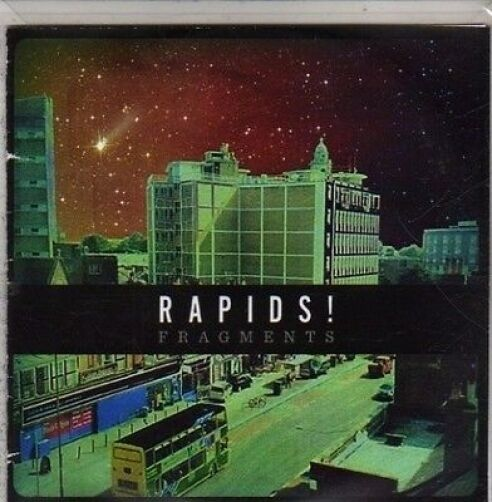 (CA980) Rapids!, Fragments - 2011 DJ CD
