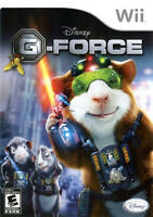 G-force (wii) Sealed