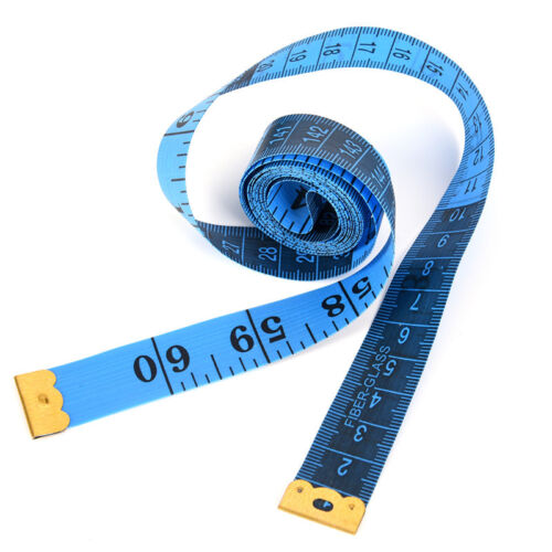 1.5m Tape Mesure Sewing Tailor Fabric Measuring Tapes Ruler Soft Flat Hb