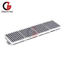 Ht1632c Lattice Breakout Red Dot Matrix Screen Led Module 8x32