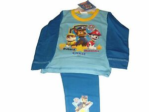 Nickelodeon Blue Paw Patrol Pyjamas BNWT