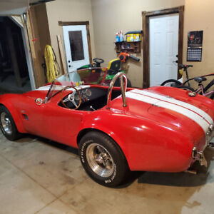1966 Shelby Cobra 351 w