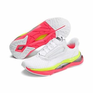 Details about Puma Lqdcell Shatter XT WN'S Low Top Fitness Shoes Trainers  192629 White