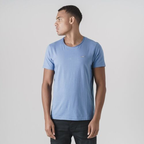 Né riche homme Cristiano Deep Scoop Neck T-Shirt