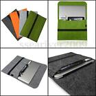 "Woolen Felt Envelope Sleeve Bag Case Cover For MacBook Pro Retina Air 11 13"" 15"""