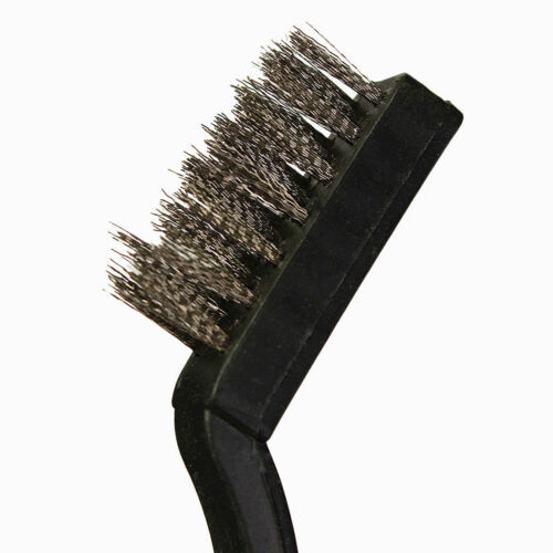 170mm Stainless Steel Brush Set Cleaning Brushes Wire Rust Sparks Wheels Scrub