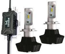 COPPIA LAMPADE LED H7  6000K XENITE CON PHILIPS LUMILEDS GARANZIA ITALIA 24 MESI
