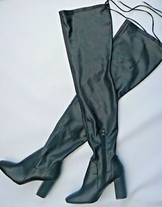 RIVER ISLAND Paris Over The Knee Boots
