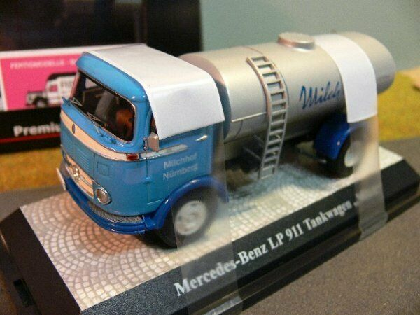 1 43 Premium ClassiXXs MB lp911 camion  citerne Lait 18225  pas cher en ligne