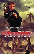 Mission To Burma (Executioner) Pendleton, Don Mass Market Paperback