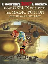 ? cómo Obélix cayó en la poción mágica (), Albert Uderzo, Asterix, Goscinny, Rene,