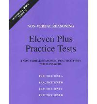 1 of 1 - Non-verbal Reasoning 11+ Practice Tests: by AFN Publishing
