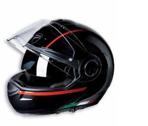 Ducati-Schuberth-C3-Strada-SC3-Flip-Up-Helmet-Helmet-with-Sun-Visor-Helmet-NEW