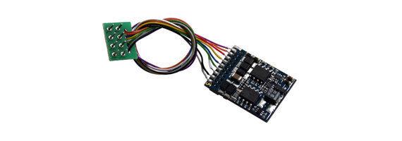 Esu 54611 2 unid. LokPilot v4.0 DCC decodificadores, con 8-pol, nuevo embalaje original