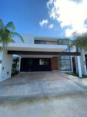 Casa en renta en privada en Merida yucatan