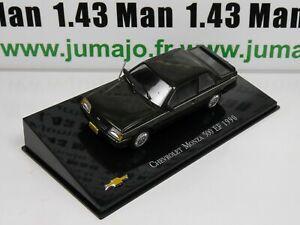 CVT18B-voiture-1-43-IXO-Salvat-BRESIL-CHEVROLET-Monza-500-EF-1990