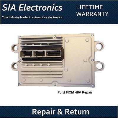 Ford FICM 48V Repair FICM 48V Repair /& Return  6.0L FICM Repair