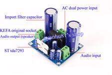Dual AC12-50V TDA7293 Mono Channel 100W HIFI Power Audio Amplifier Board DIY Kit