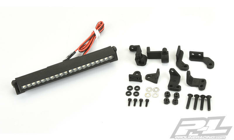 Proline 6276-01 4  super bright led light bar kit 6v-12v ets hobby - shop